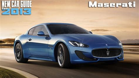 Maserati 2013 Models by Maserati Cars 2013 New Maserati Models 2013 New