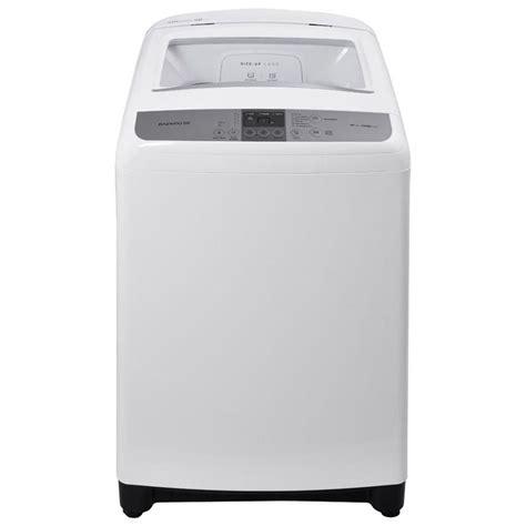 lavadora daewoo 18kg blanco elektra elektra