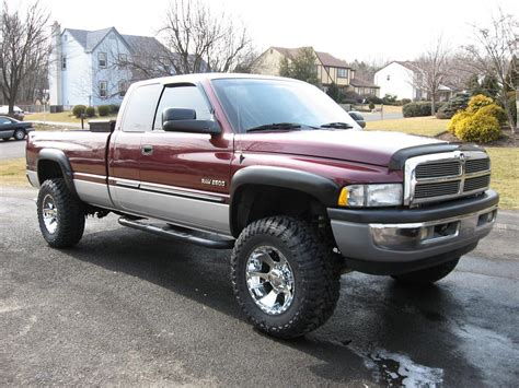 1996 Dodge Ram Pickup 2500 Information And Photos