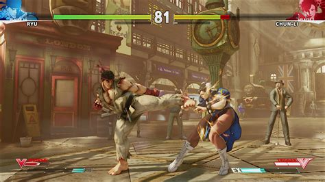Street Fighter V  Stunning New Screenshots Revealed