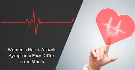 heart attack womens symptoms