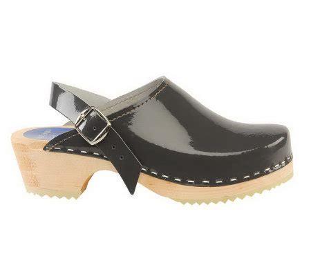 Cape Clogs Gray Style Clogs — Qvccom