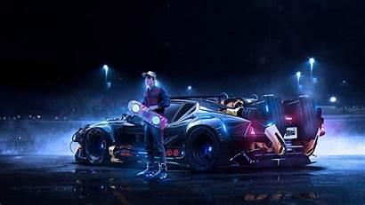 Future Sports Prototype Screen Movies Cars Futuristic