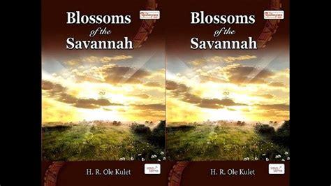 blossoms   savannah  henry ole kulet funnycattv