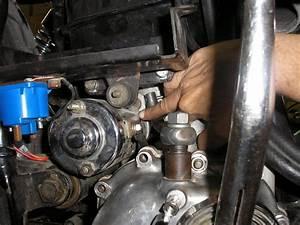Tom Zimmer  Debbie U0026 39 S Clutch Adjustment On  U0026 39 73 Shovelhead Fl