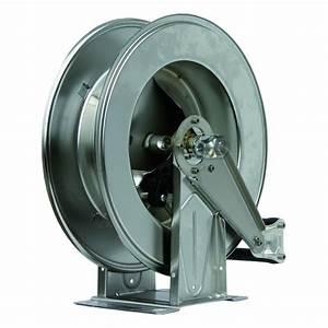 Enrouleur Automatique Tuyau Arrosage : enrouleur de tuyau haute pression inox automatique 21m ~ Premium-room.com Idées de Décoration