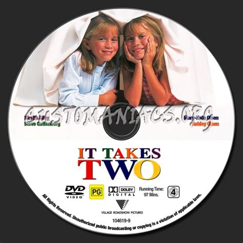 it takes two cover it takes two dvd label dvd covers labels by