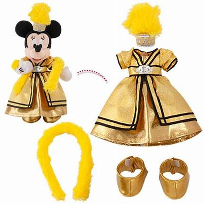Minnie Plush Posey Disneyland Costume Tokyo Very