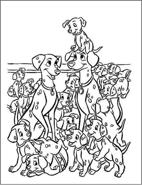102 Dalmatians coloring page | Coloring pages and Printables | Pinterest | Dalmatian