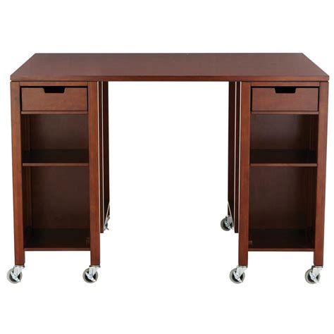 martha stewart craft desk martha stewart living craft space sequoia storage table