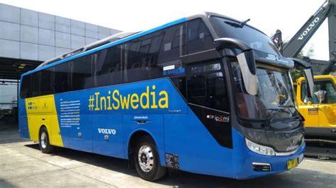 volvo bus kenalkan volvo br  armada bus kota