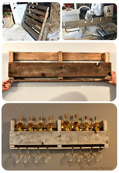 Rustic Pallet Diy Decor Wood Projects Amazing