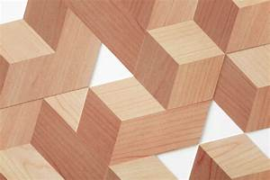 Paper-Brick: A Set Of Paper Blocks That Look 3D Decor