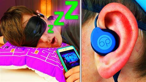 Headphones For Bed?