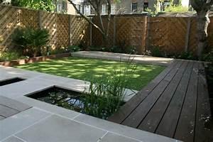Petit Jardin Moderne : le jardin moderne le style pur au coeur du design ~ Dode.kayakingforconservation.com Idées de Décoration