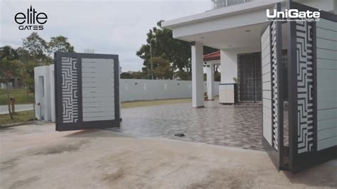 elite gate india 1 fully automatic gate imported remote gate