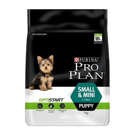 pro plan puppy small breed dog food
