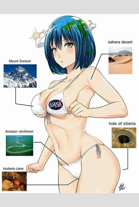 Resultado de imagem para earth chan hentai | All the chans | Pinterest | Anime, Earth and ...
