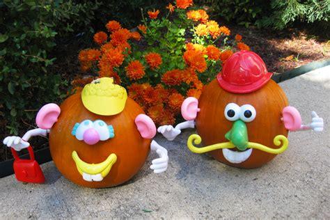 decorated pumpkins photos no carve pumpkin decorating for kids happy home fairy