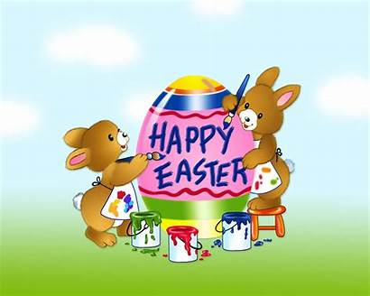 Easter Funny Clip Bunny Happy Clipart Desktop