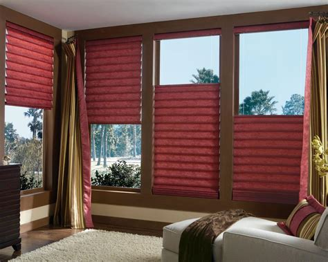 blinds top bottom up create a peaceful ambient with shades interior