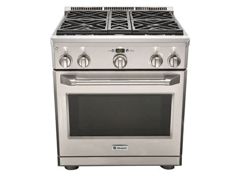 ge monogram zgpnrss range consumer reports  images monogram kitchen appliances
