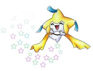 pokemon jirachi wish maker images
