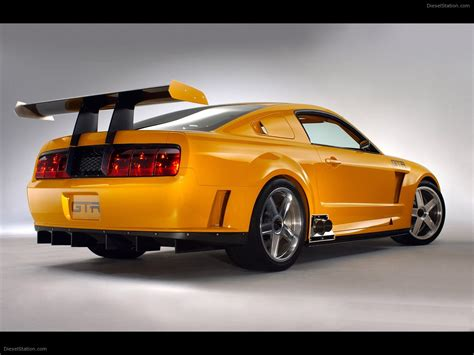 ford mustang gtr for ford mustang gtr concept car image 004 of 33