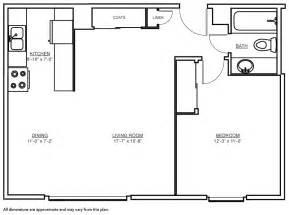 surprisingly 600 sq ft floor plan 600 square floor plans 600 square apartment