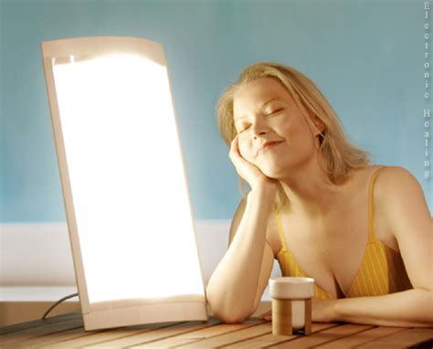 light therapy for sad innosol lucia mega with dimmer sad light therapy box