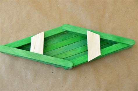 How To Make A Boat Using Craft Sticks by Popsicle Stick Boat Craft Ideas For Kids