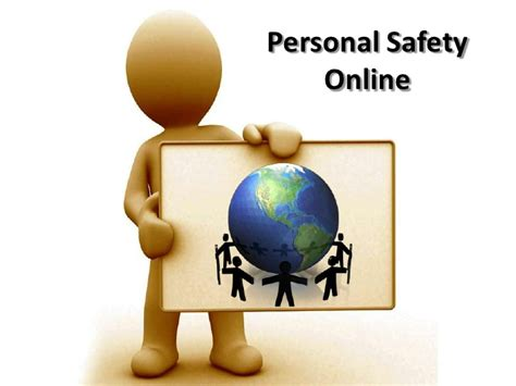 Personal safety online