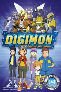 Digimon Frontier Watch On Crunchyroll