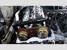 BMW 530i sincronismo do motor N52 YouTube