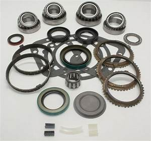 Gm Nv 4500 Bearing Seal K Rebuild Kit With Syncro 1988
