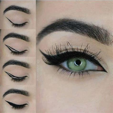 Diferentes formas de delinear tus ojos y tener un
