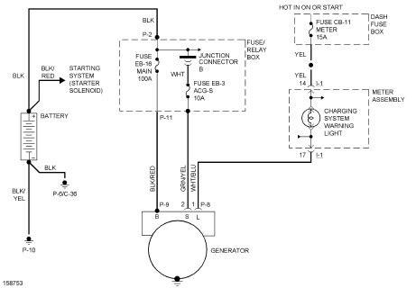 Isuzu Diesel Alternator Wiring Diagram