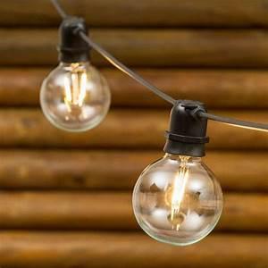 Led Party Lichterkette : led filament lichterketten 8 meter mit 10 filament 36 volt ~ Eleganceandgraceweddings.com Haus und Dekorationen