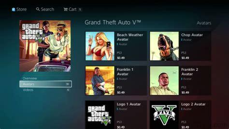 Xbox Live & Psn Gta V Avatars, New Patrick Brown Artwork