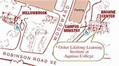 Contact OLLI   Aquinas College