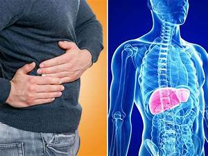 Major Signs Your Liver Is Getting Damaged