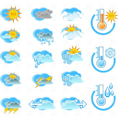 Weather Images Weather Clip For Printable Clipart Panda Free