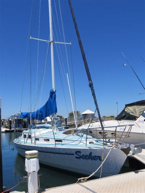 Single Handed Sailing Boats by Spencer 40ft Single Handed Sailing Yacht For Sale