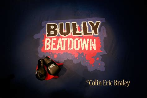 mark burnett productions bully beat  mma mixed