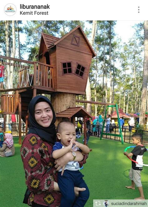 kemit forest education kids holiday spots liburan anak