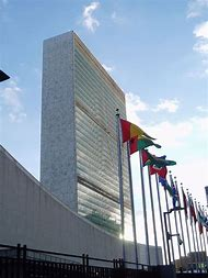 United Nations Building New York