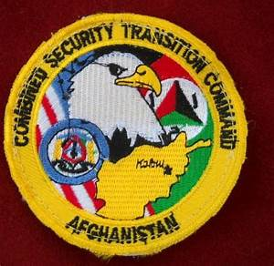 Theatre made Combined Security Transition Command ...