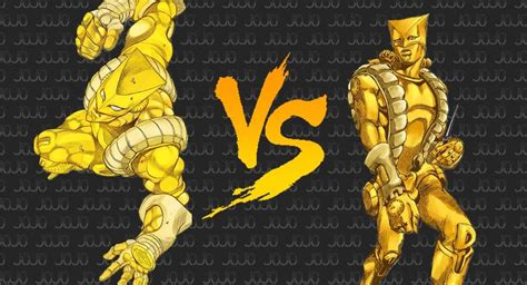 The World Stand The Differences Between The World And The World Jojo