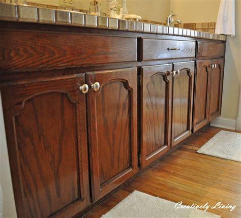 refinishing kitchen cabinets best 25 refinish cabinets ideas on refinish 1808