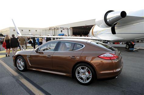 Monterey 2009 Porsche Panamera Makes North American Debut